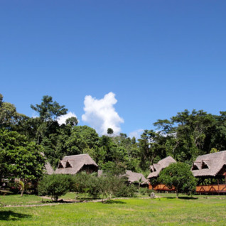 Manu Learning Centre Lodge