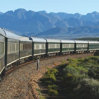 Luxury Train Journey from Pretoria to Victoria Falls