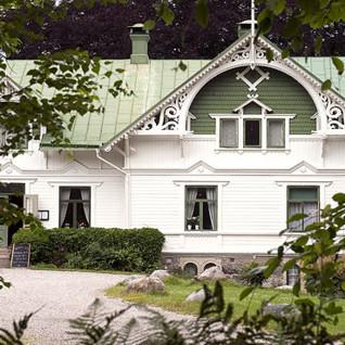 Villa Sjotorp, luxury hotel in Sweden