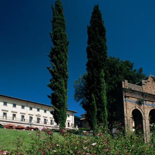 Exterior of The Fonterverde Hotel & Spa, luxury hotel Italy