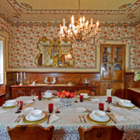Dining at La Alegria