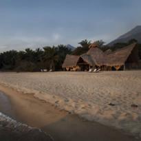 Greystoke beach and lodge