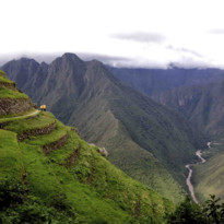 Paths through the Sacred Valley