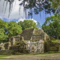 Lamanai Ruins in Belize