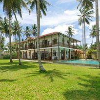 Skye House Gardens, Sri Lanka
