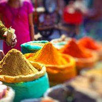 spice market in India