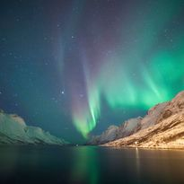 The Northern Lights, Northern Norway