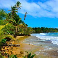 Tortuguero beach, Costa Rica