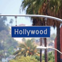 Hollywood in California