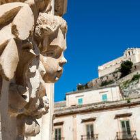 Sicily statue