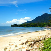 Sarawak Beach