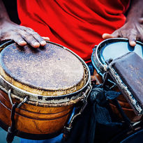 Drums in Jamaica