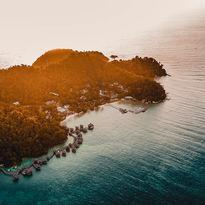 Pangkor Laut aerial