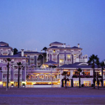 Shutters on the Beach, luxury hotel in Los Angeles