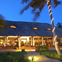 The Palms hotel, luxury hotel in Tanzania, Africa