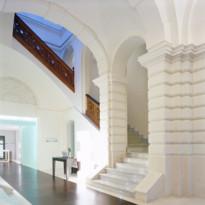Interior at Palau de la Mar hotel, luxury hotel in Spain