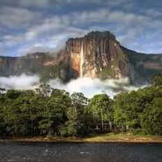 Venezuela mountains