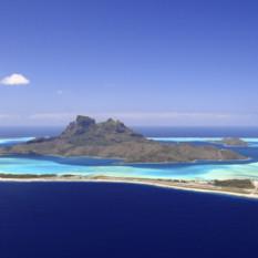 Bora Bora Aerial