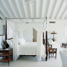 Parrot Cay Bedroom
