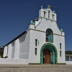 san juan chamula church