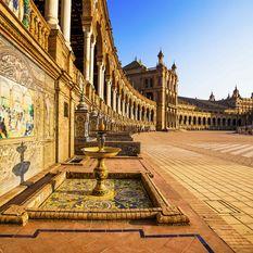 Seville's architecture