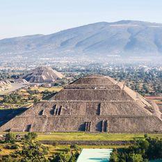mexico city ancient ruins