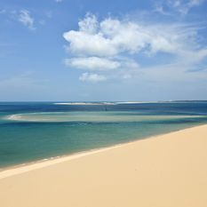 beach in Mozambique