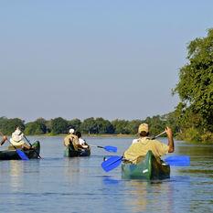 zimbabwe canoe