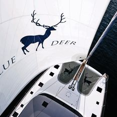blue deer listing