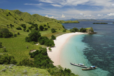 komodo-island-beach