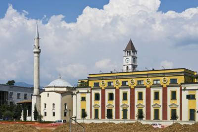 Town Albania