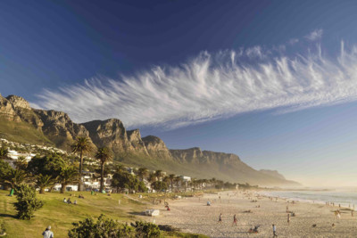 cliffs of south Africa