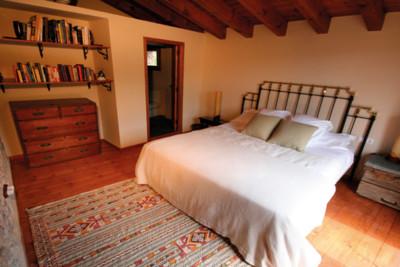 Bedroom mas del la serra