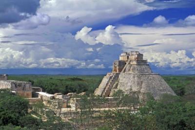 Uxmal, Mexico, Central America