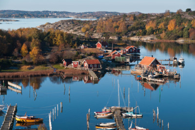 The Gothenburg Archipelago
