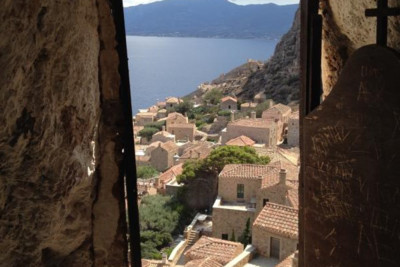 Chapel in Monemvasia
