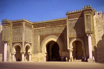 Meknes_Bab_Mansour_gate