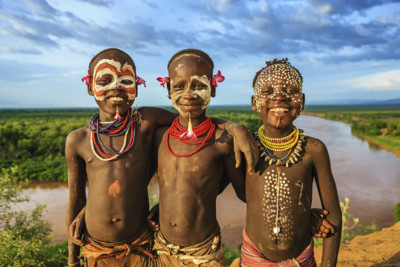 smiling_boys_of_karo_tribe