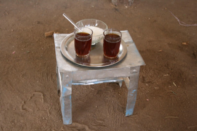 Food in Khartoum