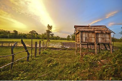 Countryside, Cambodia