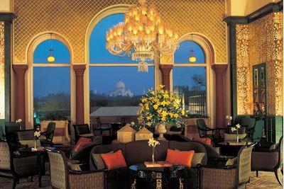 Oberoi Amarvilas Hotel, Taj Mahal view