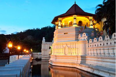 Temple Tooth in Kandy
