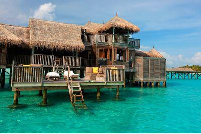 Gill Lankanfushi hotel, Maldives