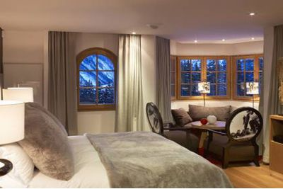 Hotel Le Strato, Courchevel