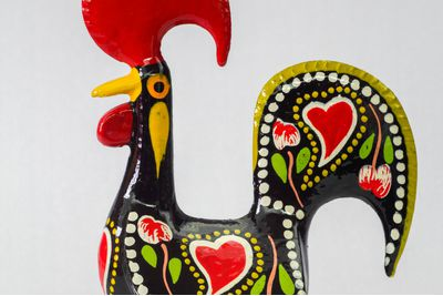 Roaster, symbol of Portugal