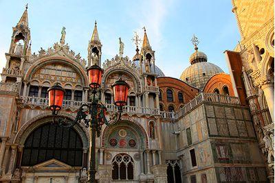 Venice city center