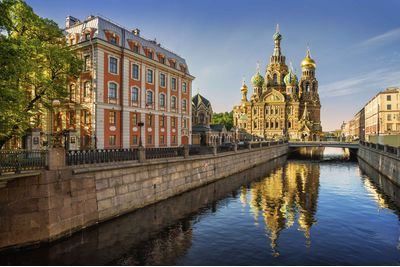 Spilled Blood Cathedral, St Petersburg