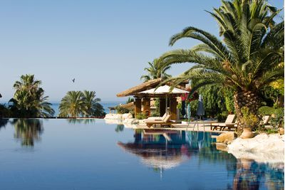 Columbia Beach Resort swimming pool, Cyprus