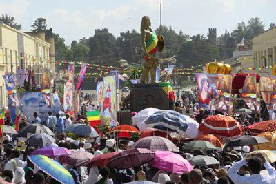 Timkat Festival, Ethiopia