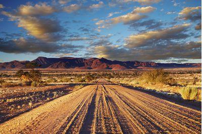 Self drive safari in Namibia desert